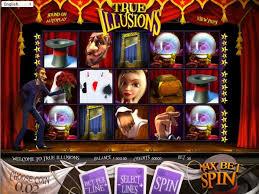 True Illusions слот