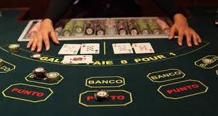 Баккара казино Вулкан