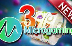 Продукция компании Microgaming