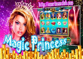 Игровой слот Magic Princess