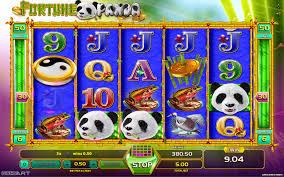 Игровой слот Pandas Fortune