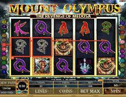 автомат Mount Olympus