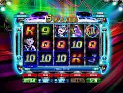 игровой автомат Танец света