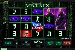 Видео слот The Matrix