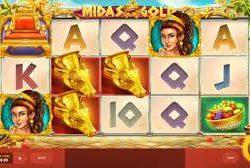 слот Midas Gold