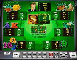 картинка игровой автомат The Money Game