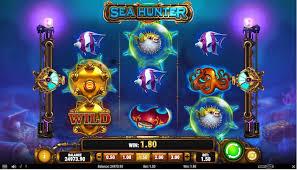 Игровой слот Вулкан Sea Hunter