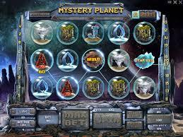 Видео слот Mystery Planet