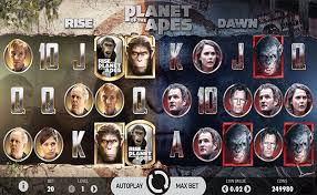 автомат Planet of the Apes