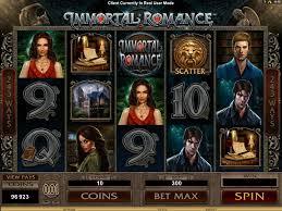 слот Immortal Romance