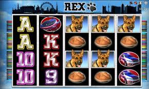 Rex игровой автомат