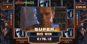 Игровой автомат Terminator 2