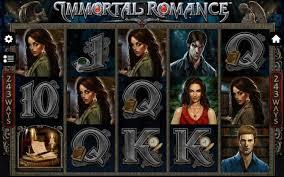 Игровой аппарат Immortal Romance