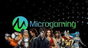 слоты фирмы Microgaming.