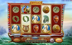 Игровой автомат Odysseus в казино Вулкан