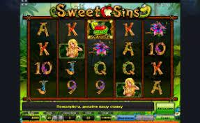 игровой автомат Sweet Sins
